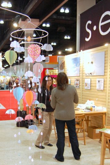 CHA 2011 – a paper crafters heaven