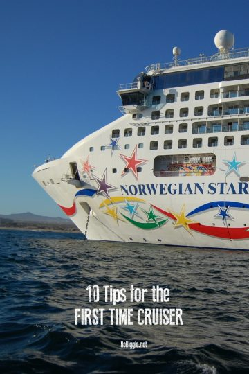 10 tips for the first time cruiser