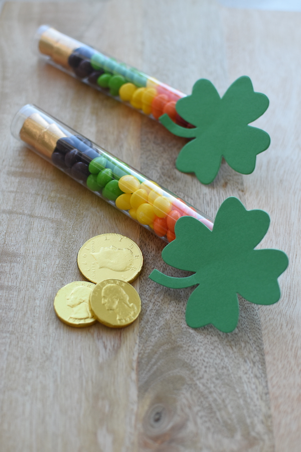 St Patricks Day rainbow candy | NoBiggie.net