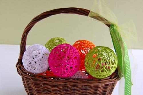 DIY Yarnballs