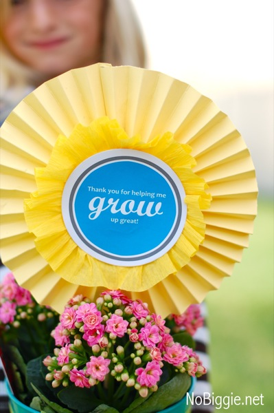 Grow up great printable