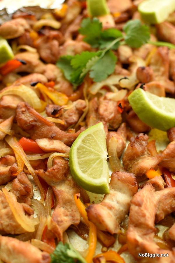 fajita marinade chicken