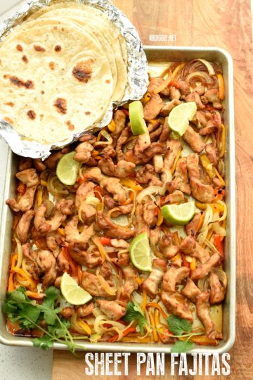 The Best Fajita Marinade