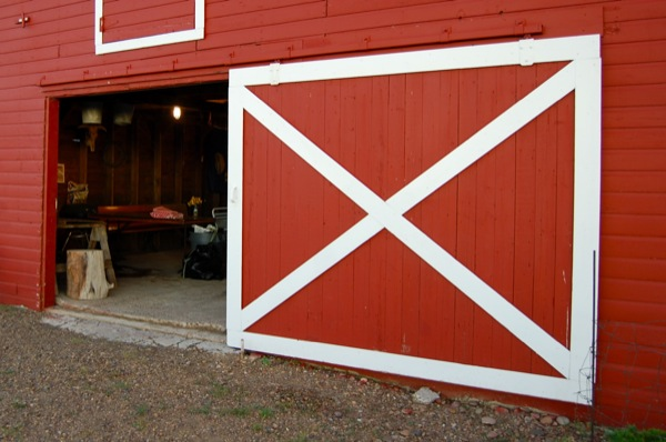 The Night At The Big Red Barn