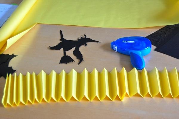 Halloween crafts NoBiggie.net
