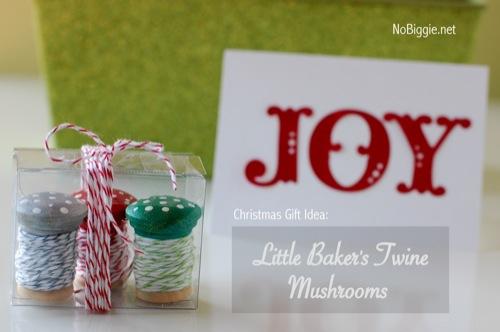 bakers twine craft idea | NoBiggie.net