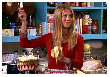 Friends Episode where Rachel makes a trifle