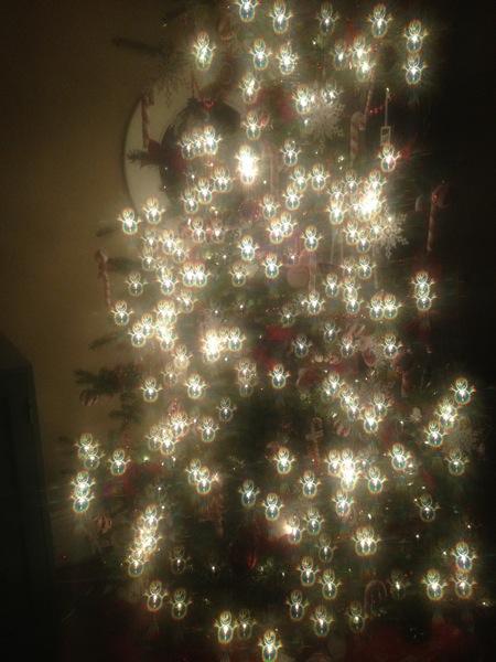 3d Glasses For Christmas Lights