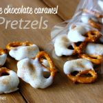 white chocolate pretzels | NoBiggie.net