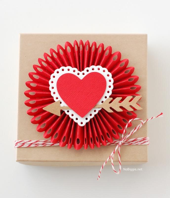 Valentine paper crafts | NoBiggie.net
