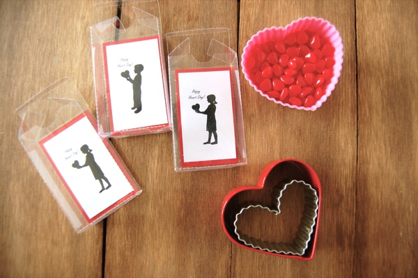 Silhouette Valentines NoBiggie.net