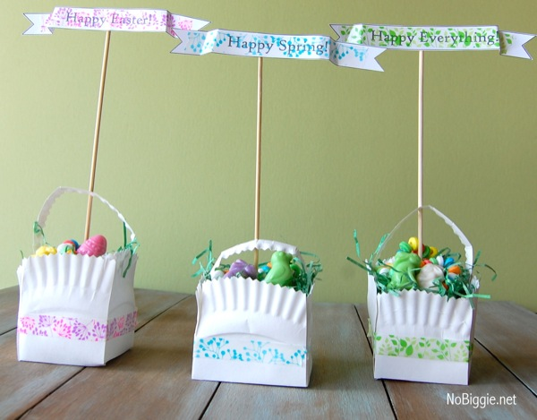 Pics photos fun easter craft ideas diy easter basket - Easter basket craft ideas ...