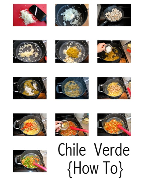 Chile Verde (how to)