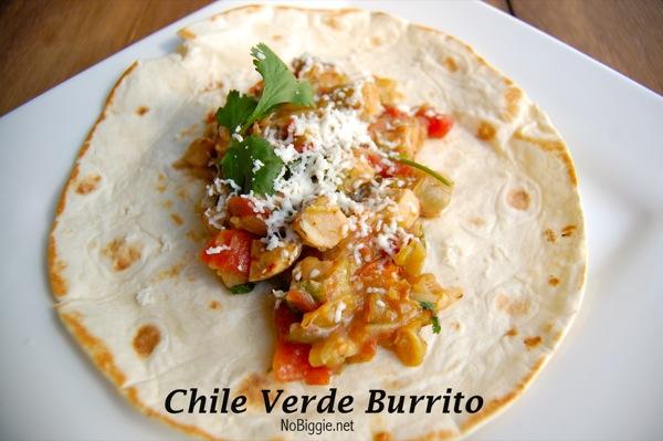 chile verde burritos | NoBiggie.net