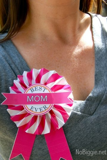 Best Mom Ever! (free printable)