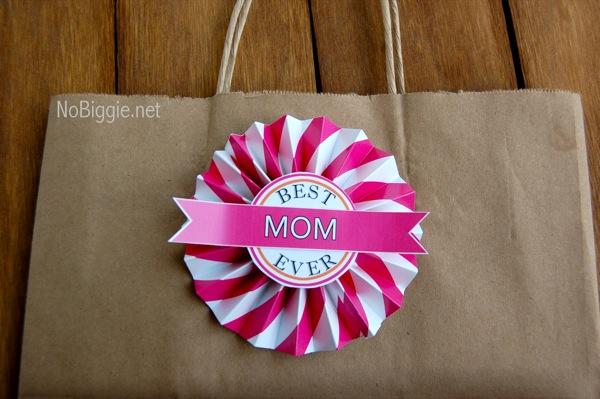 mother's day gift (homemade) NoBiggie.net   NoBiggie.net