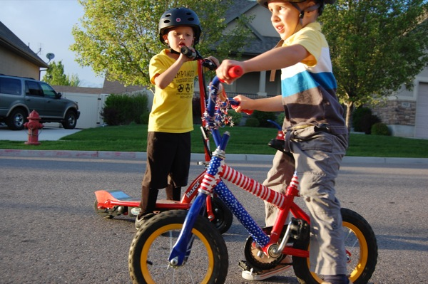 5 key tips for teaching how to ride a bike | NoBiggie.net