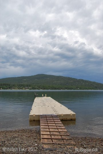 Whitefish Lake, Montana 2012 (in pictures)