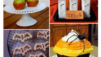 Halloween Treat Ideas via www.NoBiggie.net #Halloween