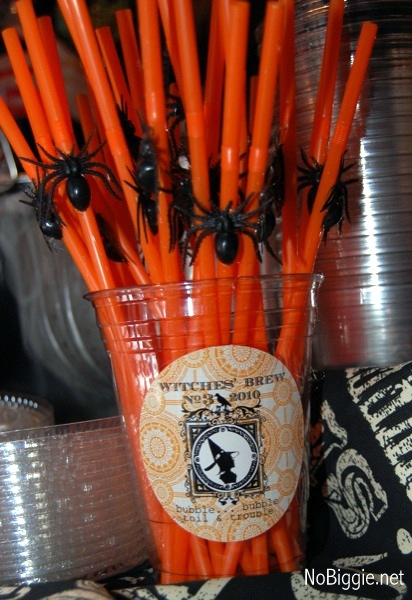 Halloween party ideas | NoBiggie.net