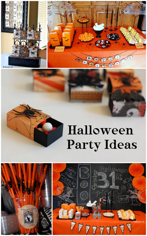 Fun Halloween Party Ideas