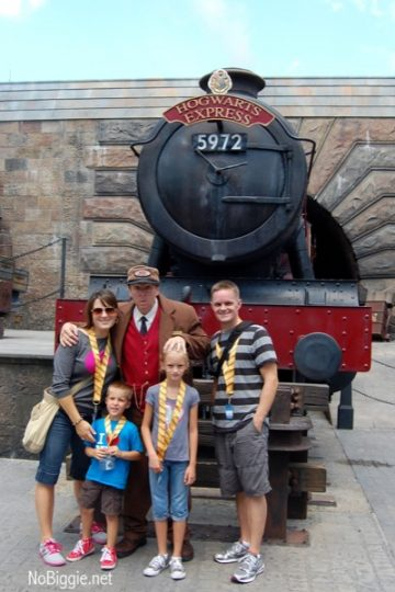 Harry Potter World + Butter Beer!