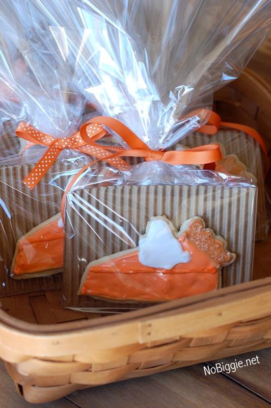 pumpkin pie cookie packaging | NoBiggie.net