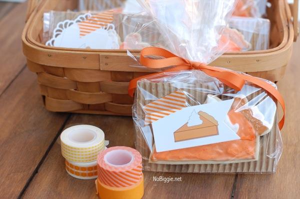 free Pumpkin Pie printable tags | NoBiggie.net
