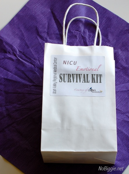 NICU survival kit NoBiggie.net
