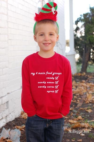 elf quote t-shirt NoBiggie.net