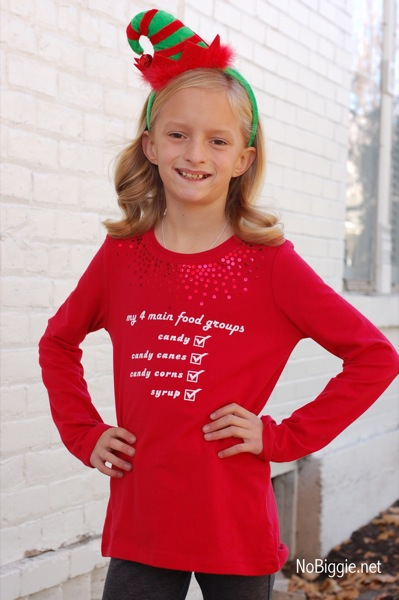 Elf the movie quote t-shirt | NoBiggie.net
