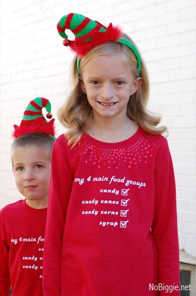 elf quote t-shirt | NoBiggie.net