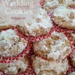 Mexican Wedding Cookies recipe | NoBiggie.net