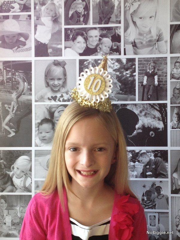 Golden Birthday girl - NoBiggie.net