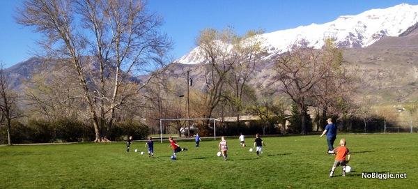 Soccer Saturdays - NoBiggie.net