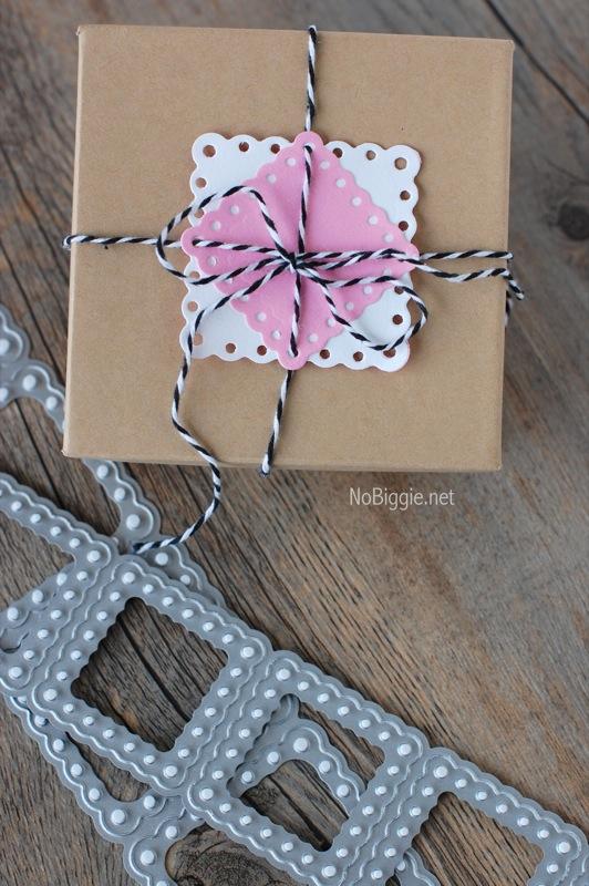 gift topper NoBiggie.net