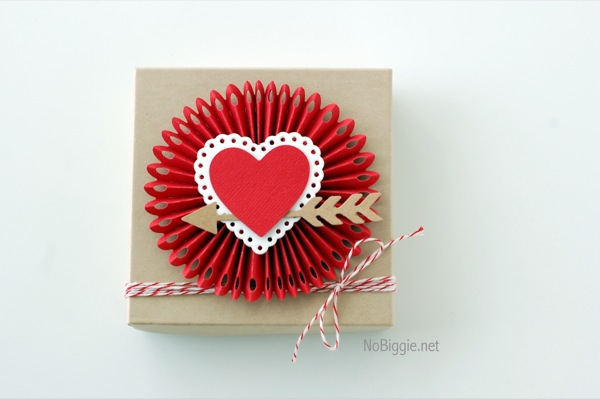 kraft paper box topper | 18+ Kraft Paper Valentines