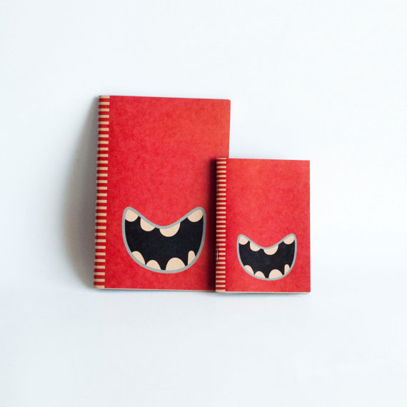 kraft paper notebook | 18+ Kraft Paper Valentines