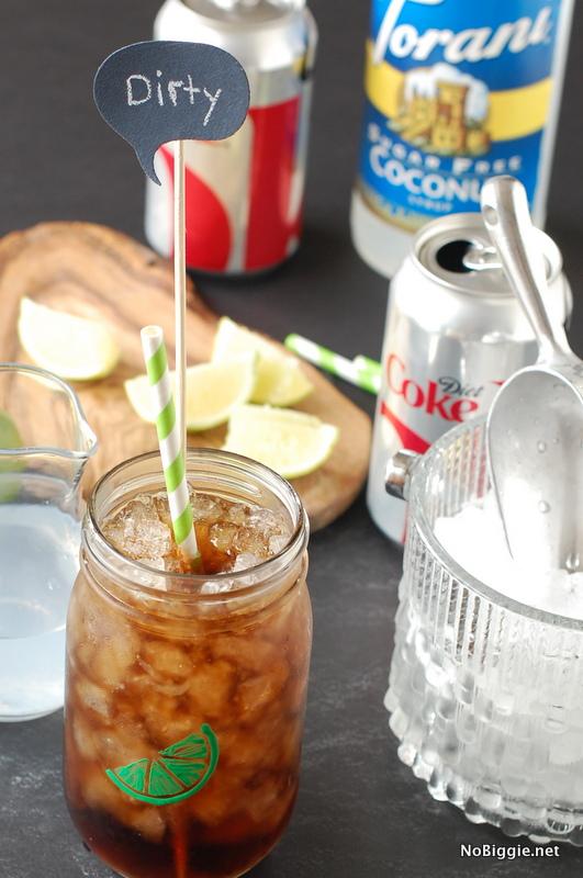 mastering the dirty diet coke - NoBiggie.net