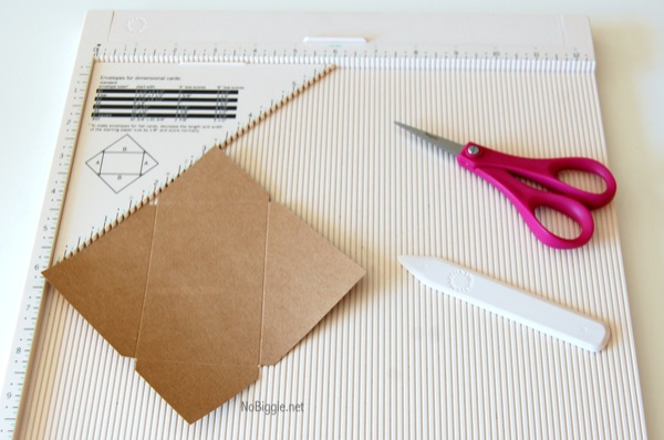 DIY mini envelopes | NoBiggie.net