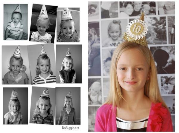 the birthday hat tradition NoBiggie.net