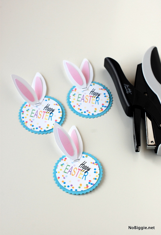 Happy Easter tags (free printable)- NoBiggie.net