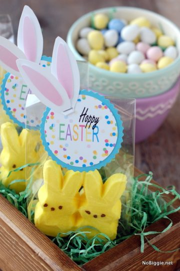 Easter Tags (free printable)