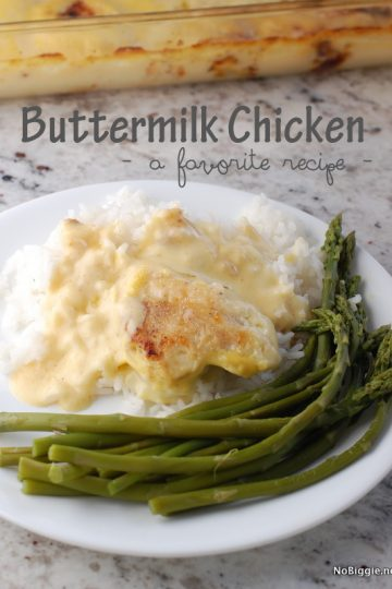 Buttermilk Chicken