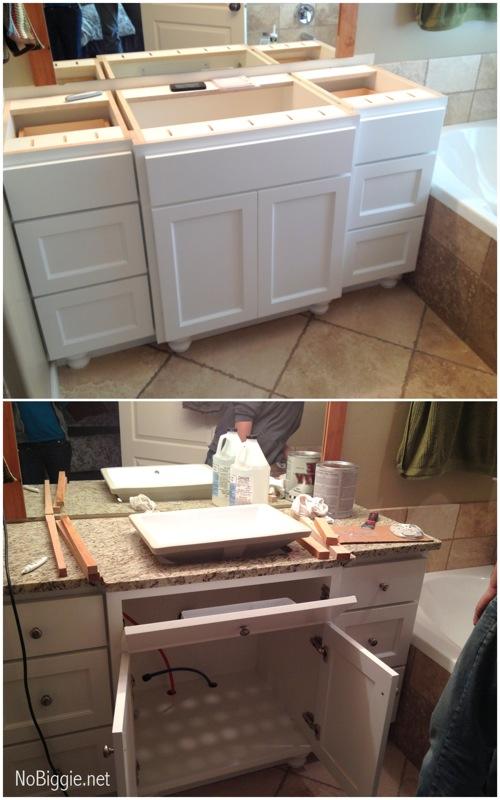 Bathroom Vanity Remodel Nobiggie Net
