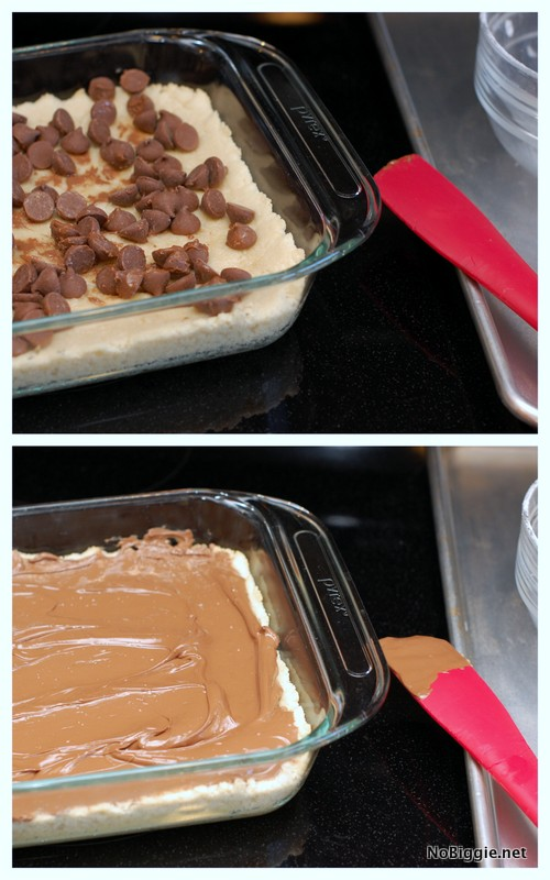 three layer party bars - how -to NoBiggie.net