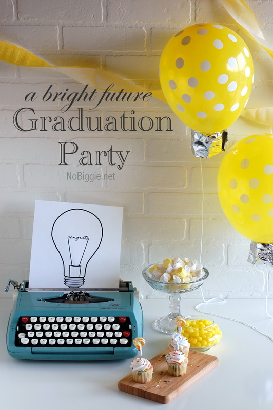 graduation party ideas NoBiggie.net