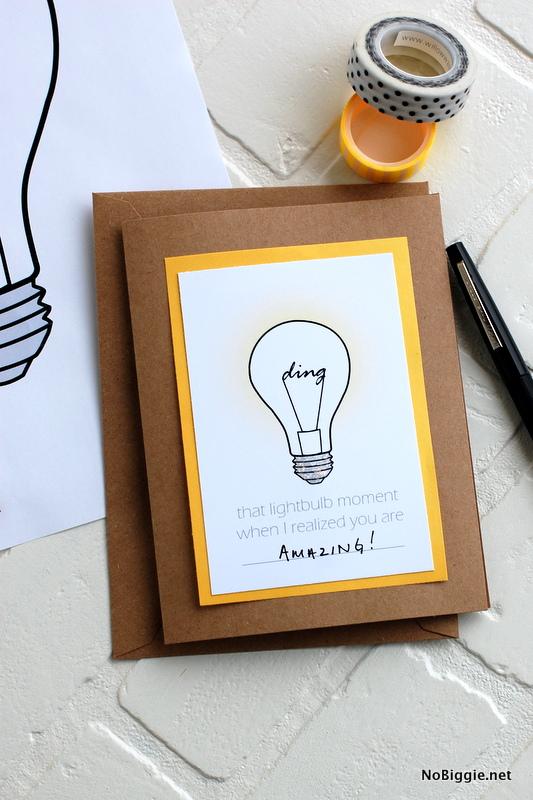lightbulb moment   NoBiggie.net