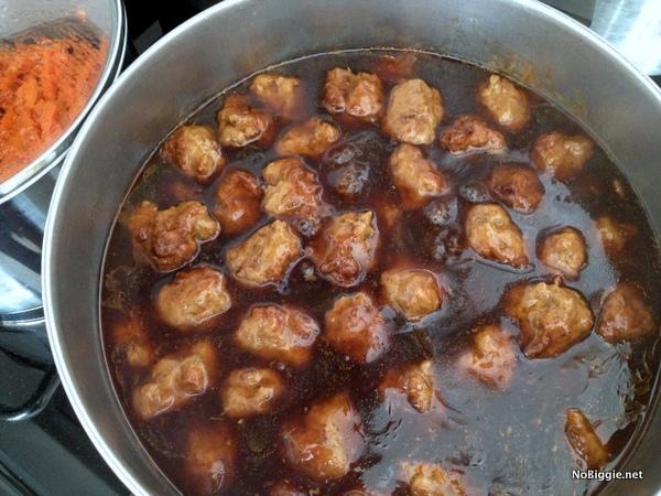 swedish meatballs cooking - NoBiggie.net