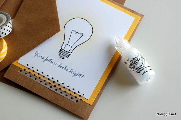 your future looks bright card | NoBiggie.net